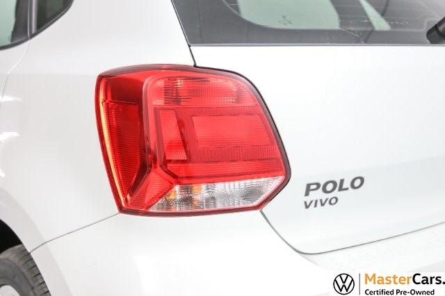 2020 VOLKSWAGEN POLO VIVO 1.6 HIGHLINE (5DR)