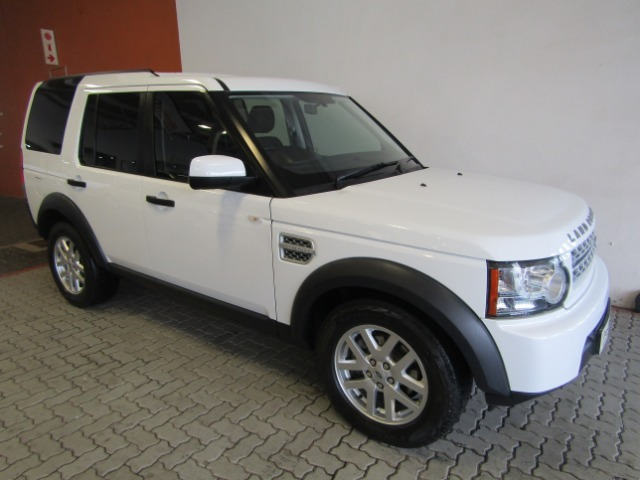 LAND ROVER DISCOVERY 4 3.0 TD V6  XS (155kw) (2013-2) - (2017-12)