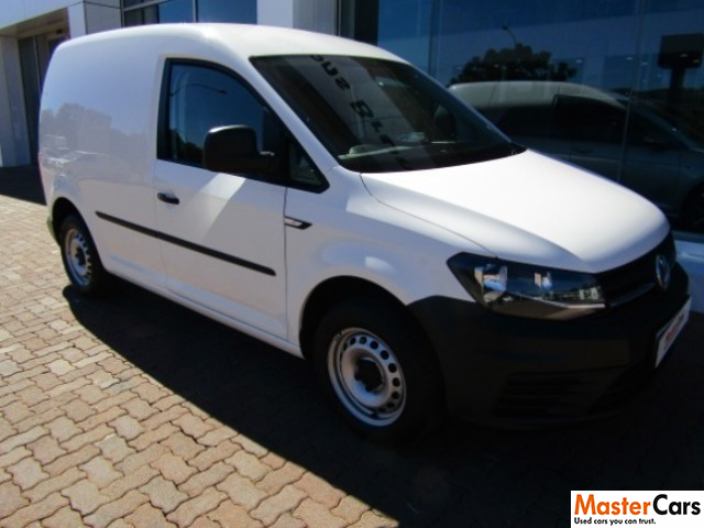 VOLKSWAGEN CADDY4 1.6i (81KW) F/C P/V CANDY WHITE