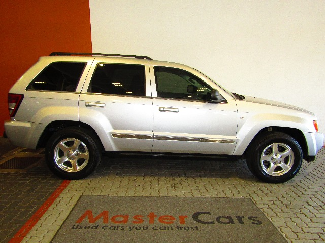 JEEP GRAND CHEROKEE 3.0 CRD LIMITED (2005-6) - (2007-6)