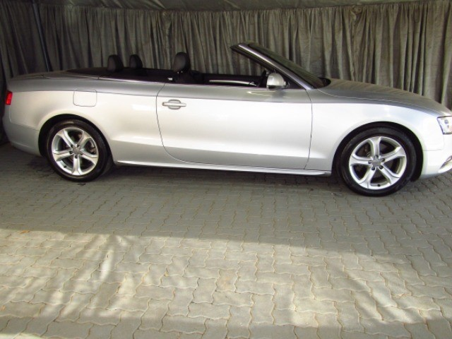 2012 AUDI A5 2.0 TFSI CABRIOLET MTRONIC