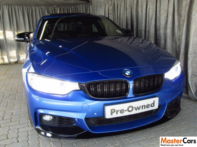 2016 BMW 435i COUPE M SPORT A/T (F32)