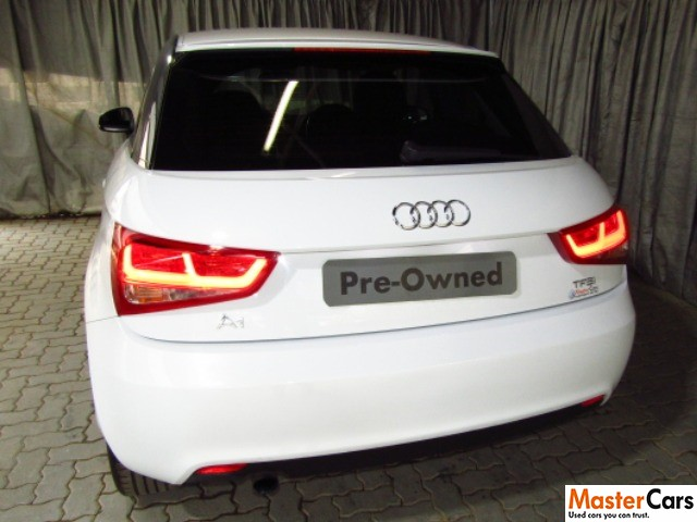 2014 AUDI A1 1.2T FSi ATTRACTION 3Dr
