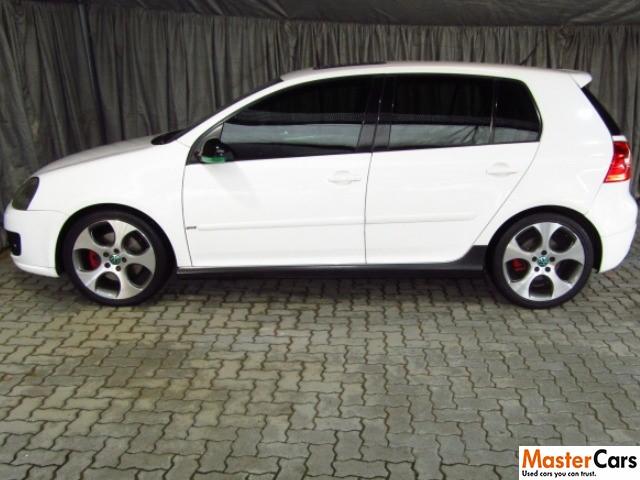 2008 VOLKSWAGEN Golf GTI 2.0T FSI