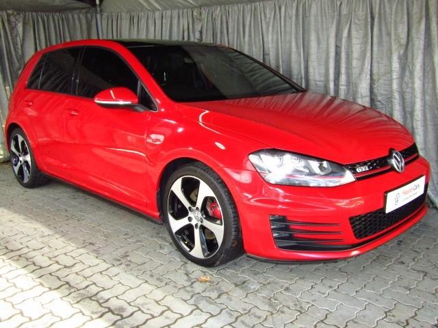 2017 VOLKSWAGEN Golf VII GTi 2.0 TSI DSG