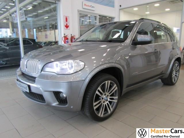 2010 BMW X5 xDRIVE50i A/T