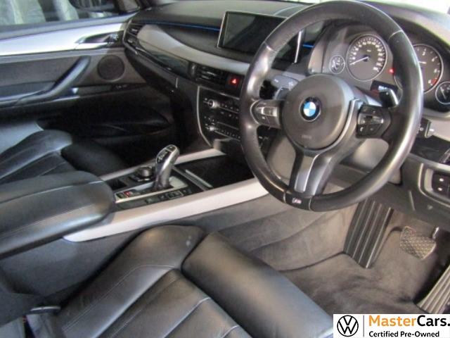 2014 BMW X5 xDRIVE30d M-SPORT A/T (F15)