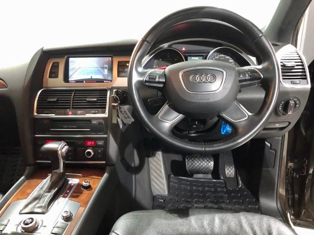 2015 AUDI Q7 3.0 TDI V6 QUATTRO TIP