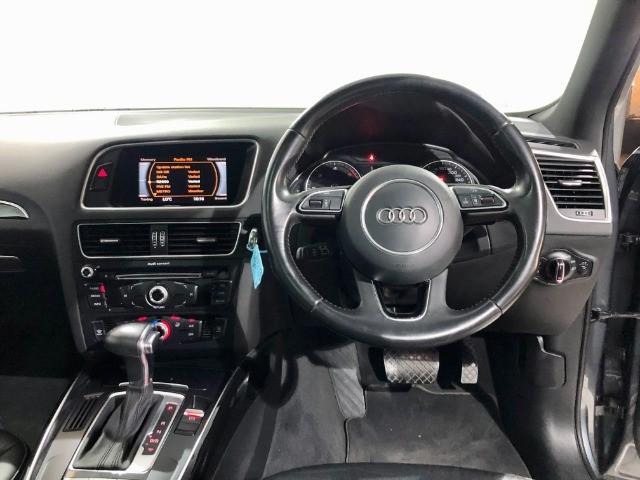2016 AUDI Q5 2.0 TDI S QUATTRO S TRONIC