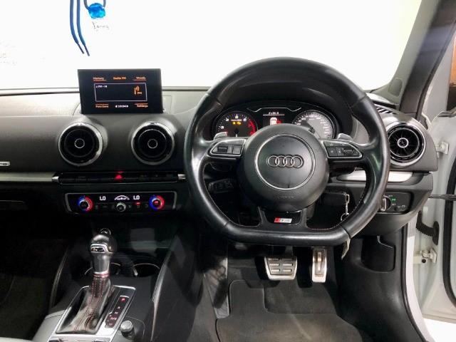 2014 AUDI S3 SPORTBACK STRONIC