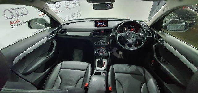 2017 AUDI Q3 1.4T FSI STRONIC (110KW)