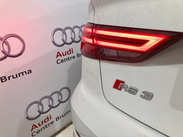 2018 AUDI RS3 2.5 STRONIC