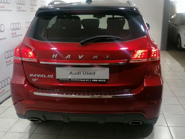 2019 HAVAL H2 1.5T LUXURY A/T