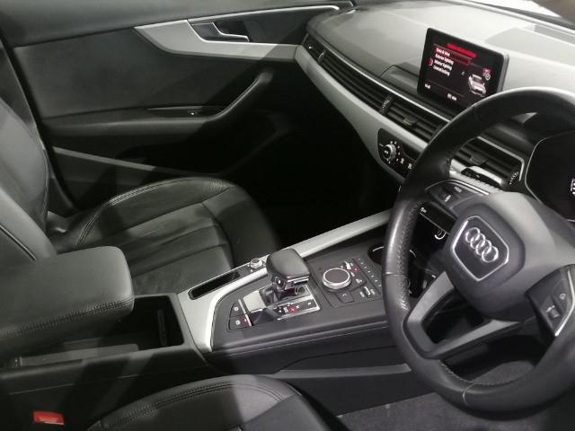 2017 AUDI A4 1.4T FSI STRONIC (B9)
