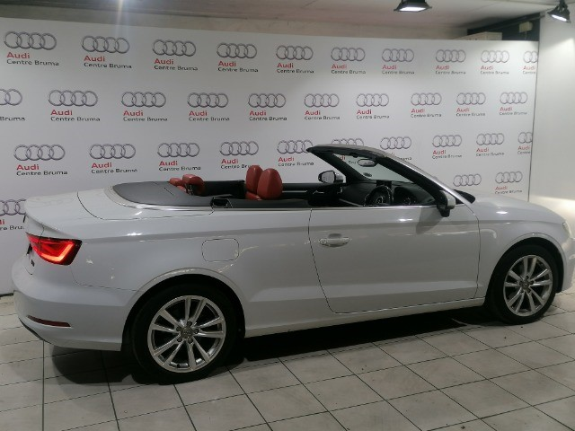 2016 AUDI A3 1.4T FSI S CABRIOLET
