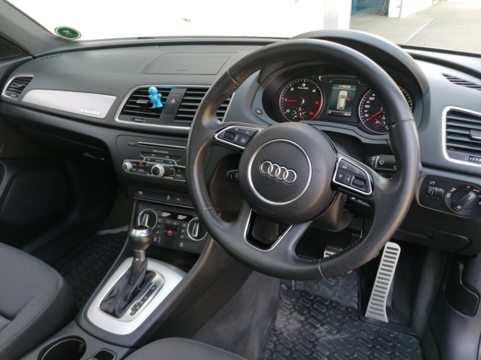 2018 AUDI Q3 2.0 TDI QUATT STRONIC (135KW) (40 TDI)