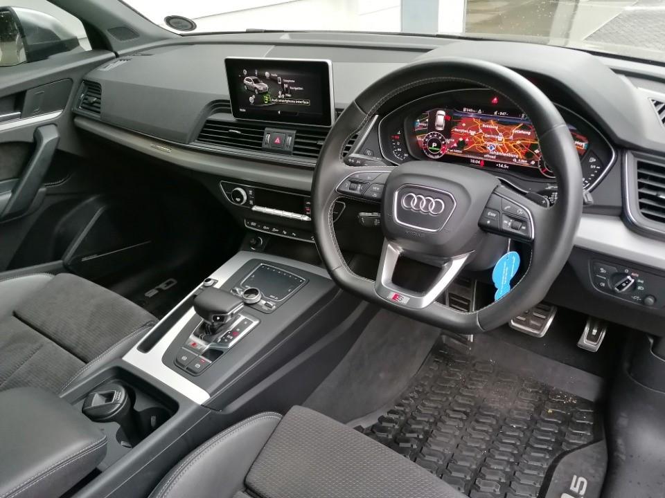 2018 AUDI SQ5 3.0 TFSI QUATTRO TIPTRONIC