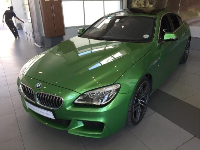 2019 BMW 640D GRAN COUPE INDIVIDUAL