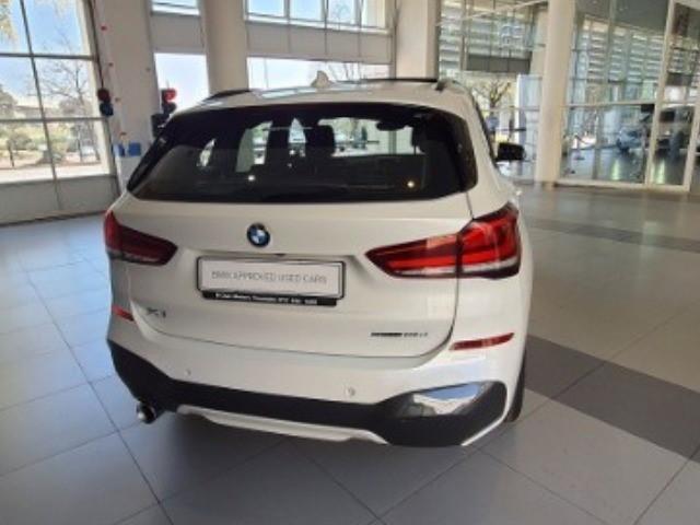 2021 BMW X1 sDRIVE18d M-SPORT A/T (F48)