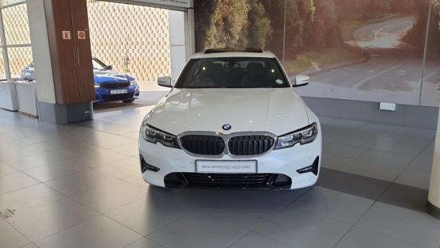 2021 BMW 318i A/T SPORT LINE A/T (G20)