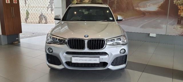 2017 BMW X3 xDRIVE20i  M SPORT (F25)
