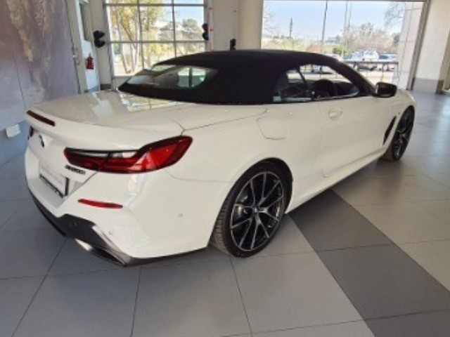 2020 BMW M850i xDRIVE CONVERTIBLE (G14)