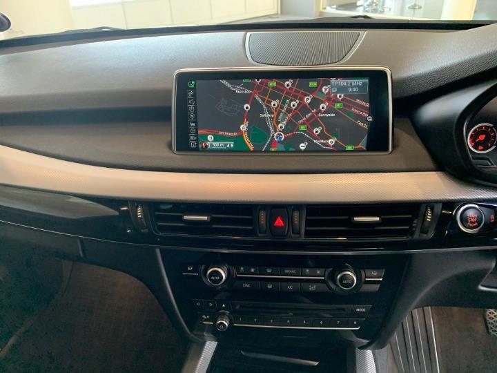2016 BMW X5 xDRIVE30d M-SPORT A/T (F15)