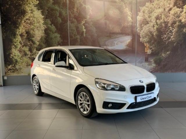 2016 BMW 220d ACTIVE TOURER A/T