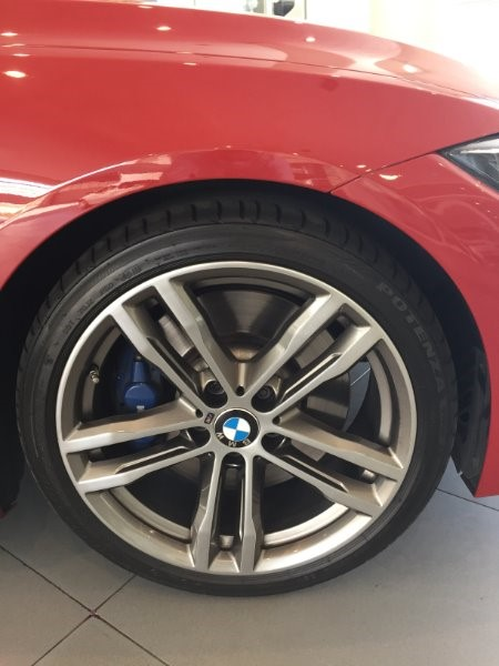 2019 BMW 440i COUPE M SPORT A/T (F32)