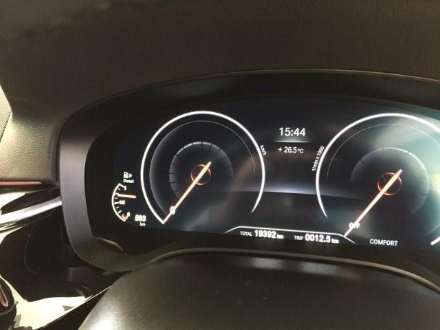 2019 BMW 520d M SPORT A/T (G30)