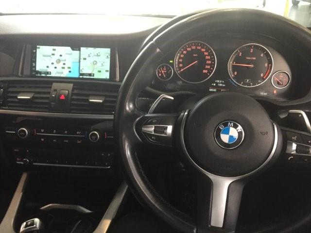 2017 BMW X4 xDRIVE20d M SPORT