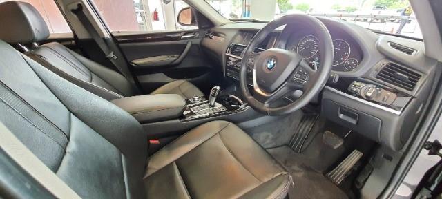 2017 BMW X4 xDRIVE20d xLINE