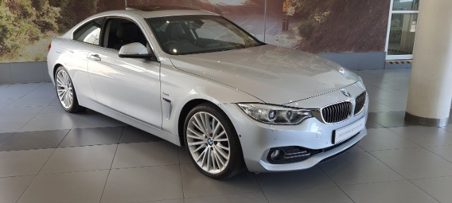2017 BMW 430i COUPE LUXURY LINE A/T (F32)