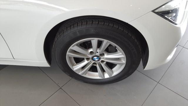 2018 BMW 318i A/T (F30)