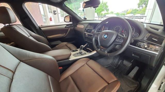 2015 BMW X4 xDRIVE20d M SPORT