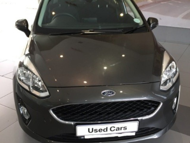 2020 FORD FIESTA 1.0 ECOBOOST TREND 5DR A/T