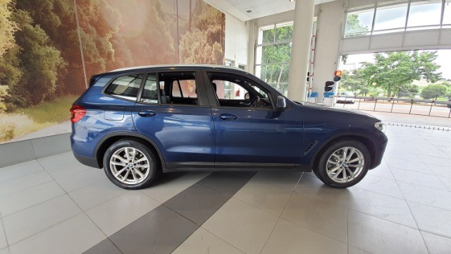 2019 BMW X3 sDRIVE 18d (G01)