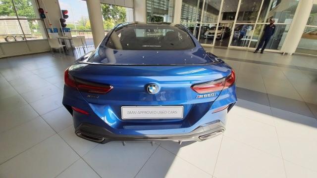 2019 BMW M850i xDRIVE (G15)