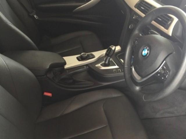 2017 BMW 320D A/T (F30)