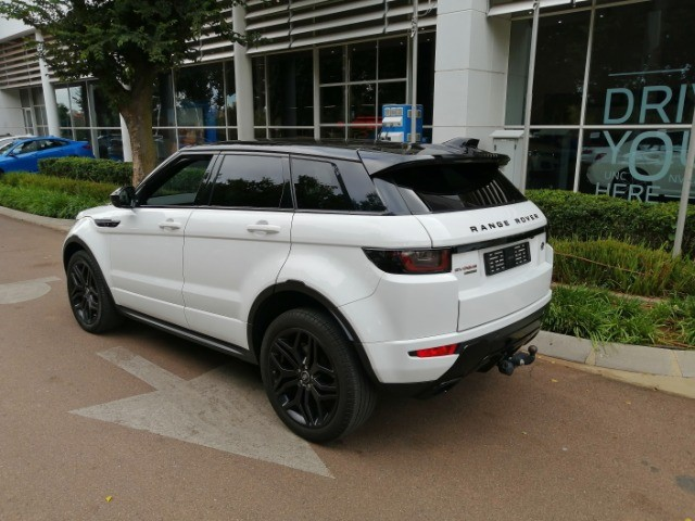 2018 LAND ROVER EVOQUE 2.0 SD4 HSE DYNAMIC COUPE