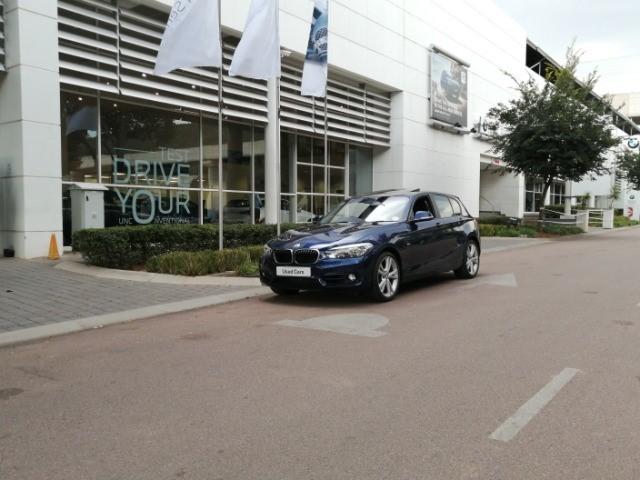 2016 BMW 120i SPORT LINE 5DR A/T (F20)