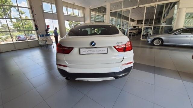 2016 BMW X4 xDRIVE20i M SPORT