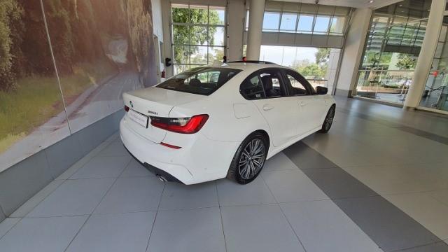 2019 BMW 320i M SPORT A/T (G20)