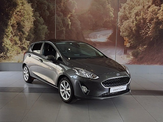 2021 FORD FIESTA 1.0 ECOBOOST TREND 5DR A/T
