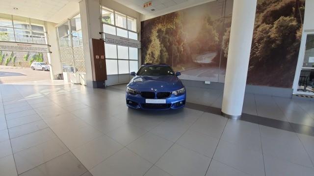 2019 BMW 420i GRAN COUPE M SPORT  A/T (F36)