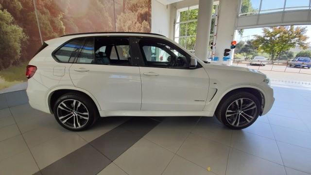 2016 BMW X5 M50d (F15)