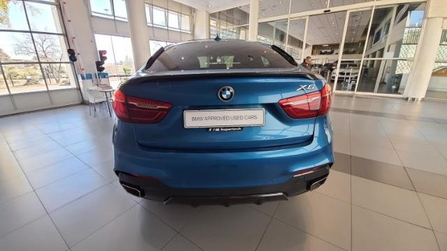 2019 BMW X6 xDRIVE40d M SPORT (F16)
