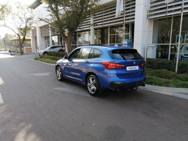 2017 BMW X1 sDRIVE20d M SPORT A/T (F48)