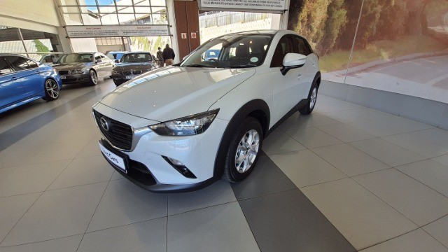 2021 MAZDA CX-3 2.0 DYNAMIC A/T