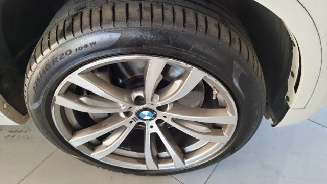 2016 BMW X6 M50d (F16)